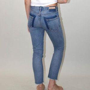 GRLFRND Jeans - grlfrnd high waisted jeans